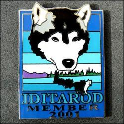 Iditarod 2001 member