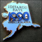 Iditarod days wassilia alaska 1990 2