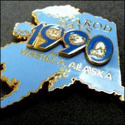 Iditarod days wassilia alaska 1990