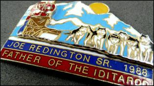 Iditarod john redington sr 1988 2
