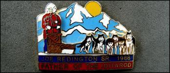 Iditarod john redington sr 1988 3
