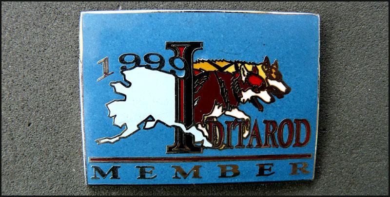 Iditarod member 1999