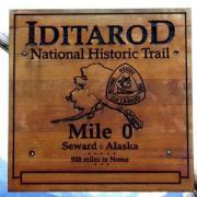 Iditarod trail seward 500