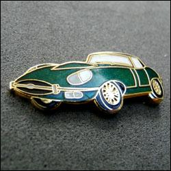 Jaguar type e verte 250
