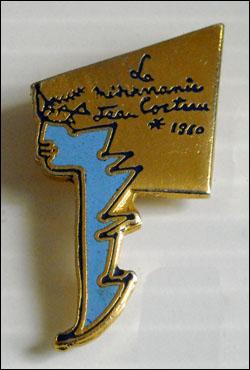Jean cocteau la mediterranee 1980