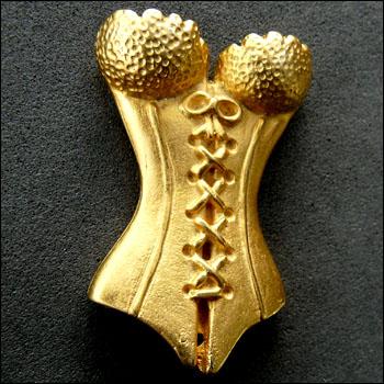 Jean paul gaultier corset 1