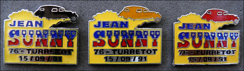 Jean sunny turretot 91