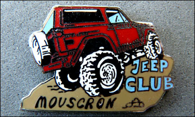 Jeep club mouscron