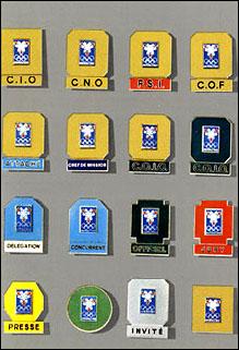 Jo grenoble 68 insignes