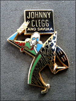 Johnny cleg savuka
