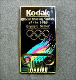 Kodak olympique 1996