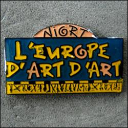 L europe d art d art niort