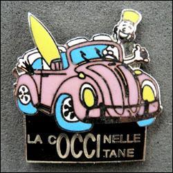 La coccinelle occitane 250