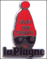 La plagne club des sports