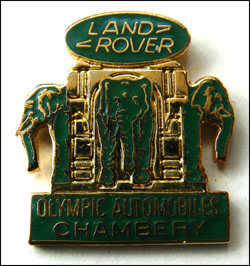 Land rover chambery