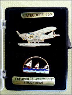 Latecoere 290 escadrille 4t1 t1 1t