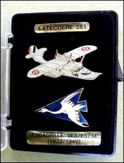 Latecoere 381 escadrille 3e3 e5 5e