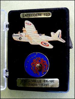 Latecoere 523 escadrille e6 6e