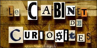Le cabinet de curiosites
