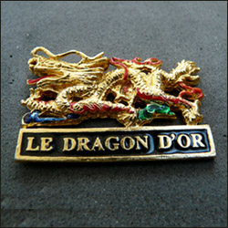 Le dragon d or