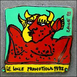 Le locle promotions 1992 250
