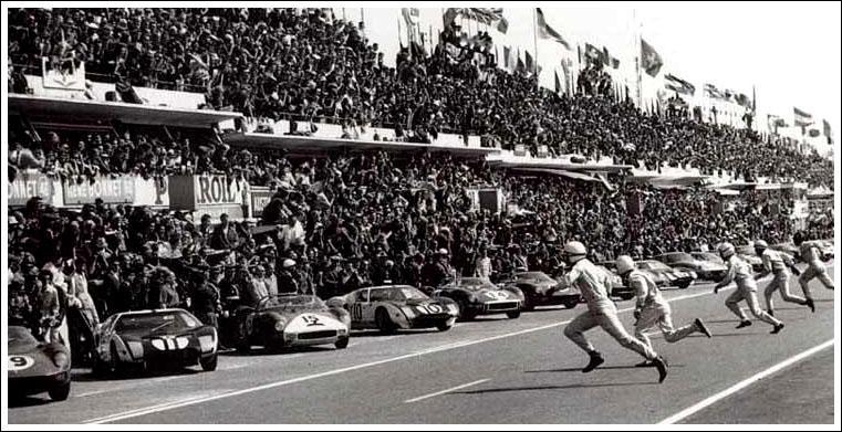 Les pilotes des 24H du Mans