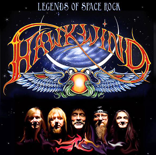 Legends of space rock hawkwind