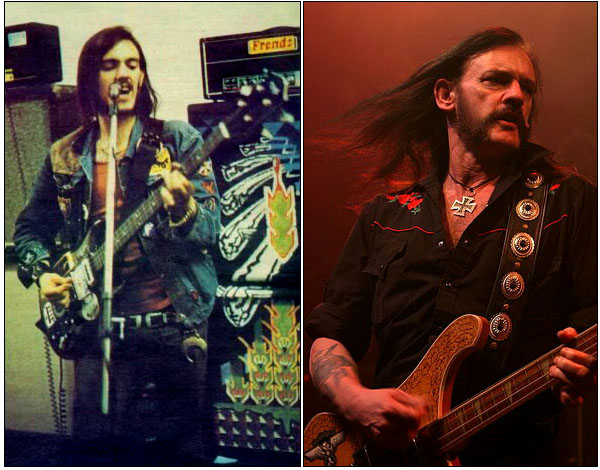 Lemmy from hawkwind to motorhead