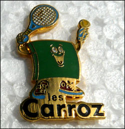 Les carroz tennis