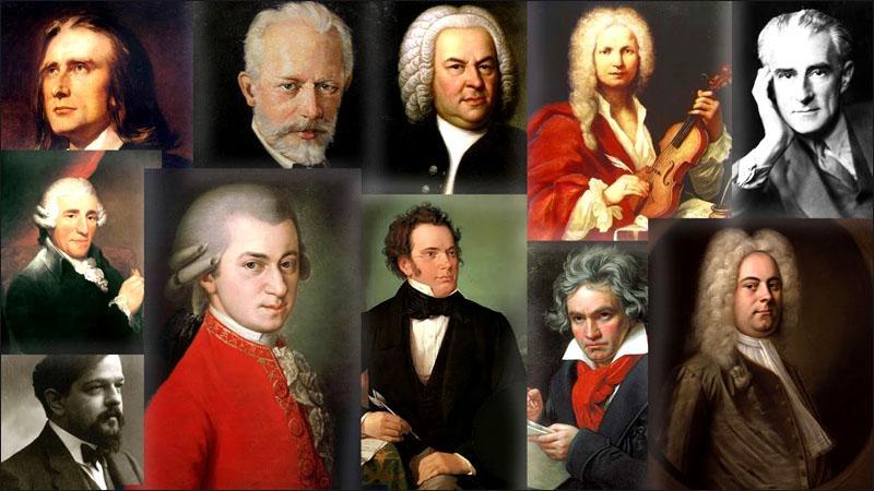 Les musiciens classiques accueil