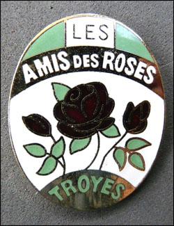 Les amis des roses troyes