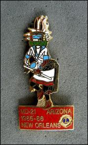 Lions club md 21 arizona 1