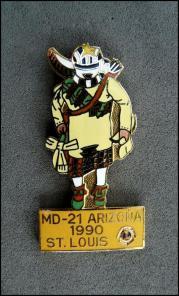 Lions club md 21 arizona 13