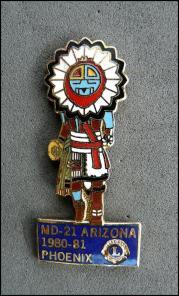 Lions club md 21 arizona 15