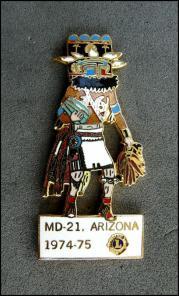 Lions club md 21 arizona 3