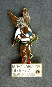 Lions club md 21 arizona 7