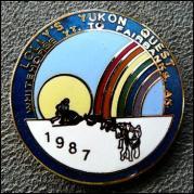 Lolly s yukon quest 1987
