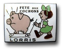 Lorris f te aux cochons
