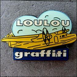 Loulou graffiti 250