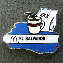 Mac do el salvador