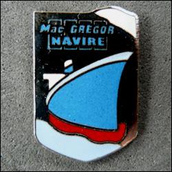 Mac gregor navire