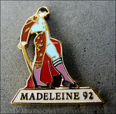 Madeleine 92 1