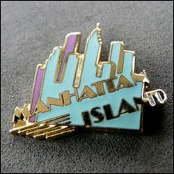 Manhattan island 250