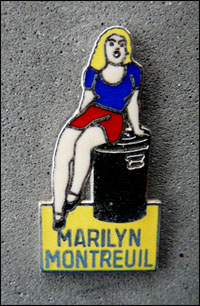Marilyn montreuil