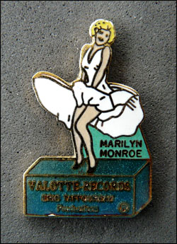 Marilyn valotte records