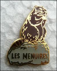 Marmotte les menuires 1