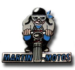 Martin motos