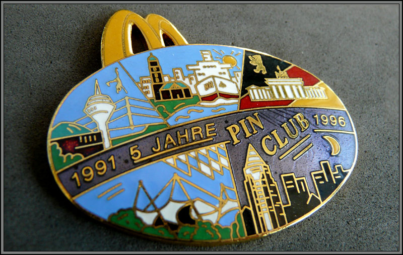 Mc do pin club 1991 96 800