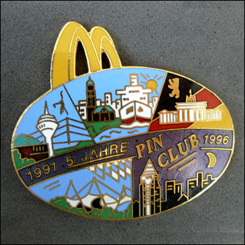 Mc do pin club 1991 96