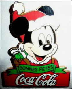 Mickey coca cola 1